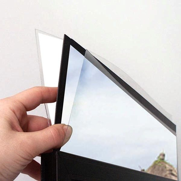 Eco Plakatständer doppelseitig DIN A1 Postermaß 2