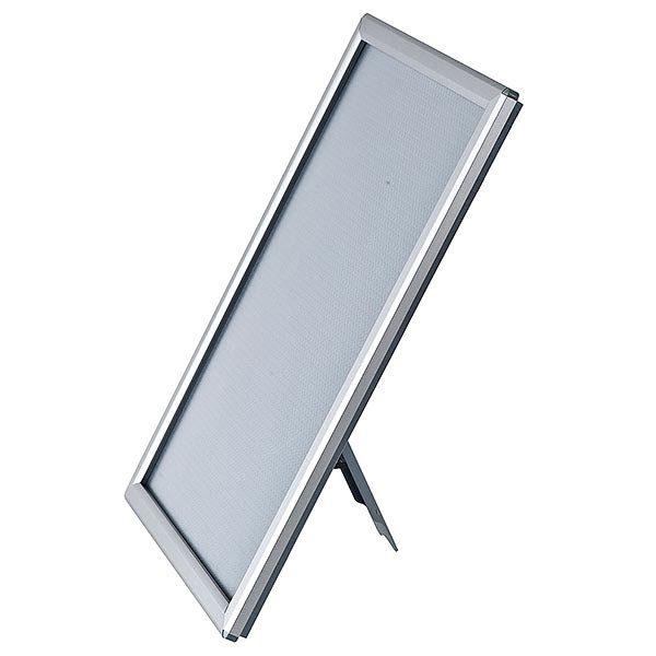 Klapprahmen Opti Frame 14mm DIN A6 Postermaß br mit Rückenstütze 3