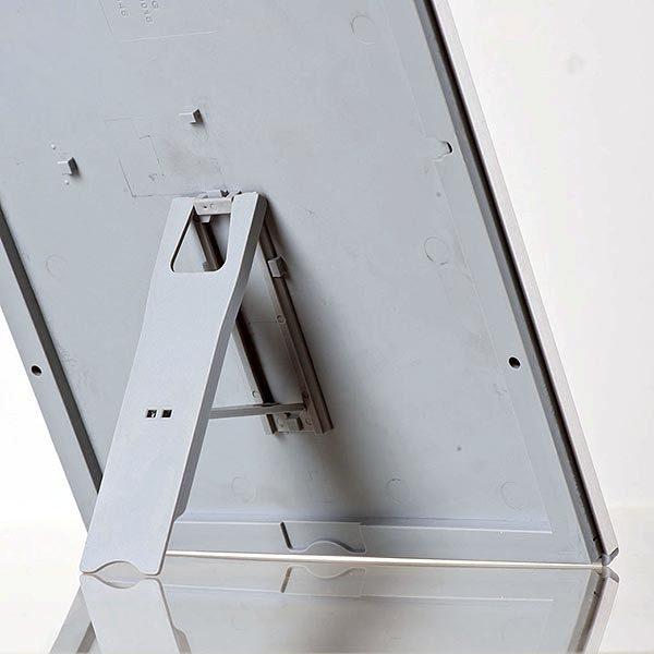 Klapprahmen Opti Frame 14mm DIN A6 Postermaß br mit Rückenstütze 5