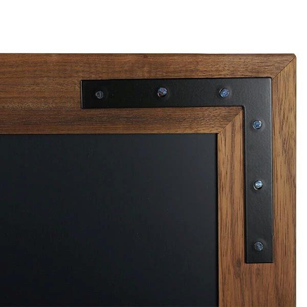 Kreidetafel Holz Noir magnetisch 50x70 cm 4