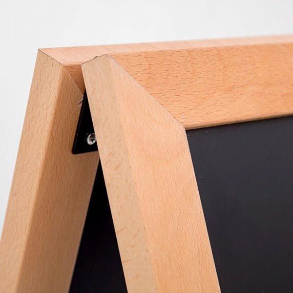 Kundenstopper Holz Fur Aussenbereiche Display Sales
