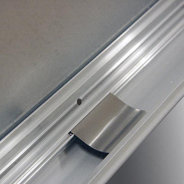 Kundenstopper Indoor 32mm DIN A0 Postermaß 3