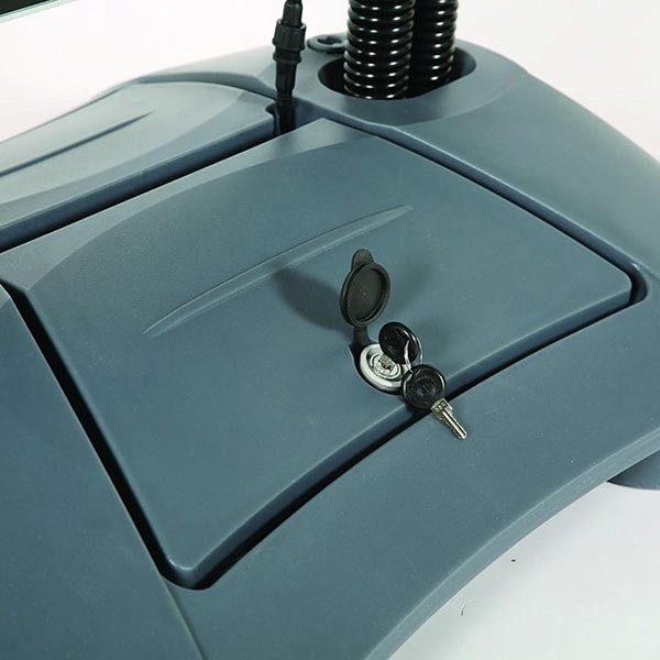 Kundenstopper WindPro LED DIN A1 Postermaß 6