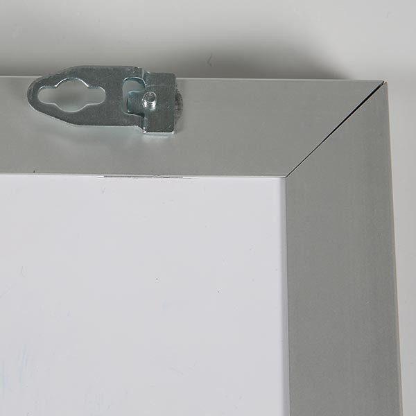 LED Leuchtrahmen Standard einseitig 25mm DIN A1 Postermaß einseitig 6