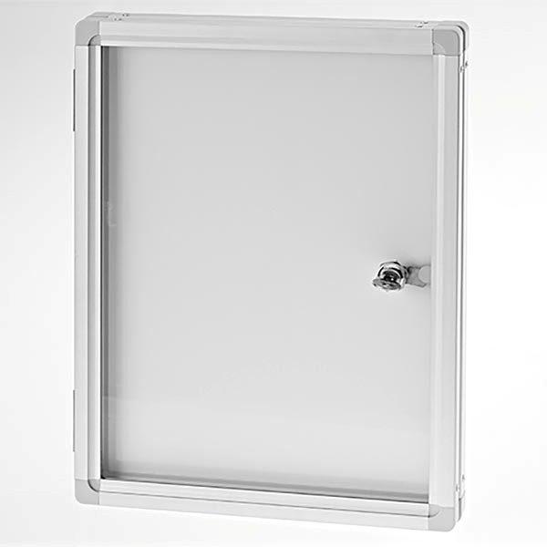 Schaukasten Magnetoplan Outdoor 4x DIN A4 650x790mm 2