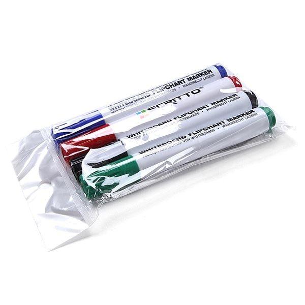 Whiteboard-Starterset-Stifte-Magnete-Schwamm-Reinigungsspray-4