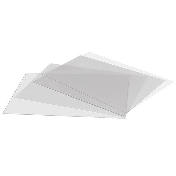 antireflex schutzfolie für wasserfeste klapprahmen 25mm din a2 postermaß