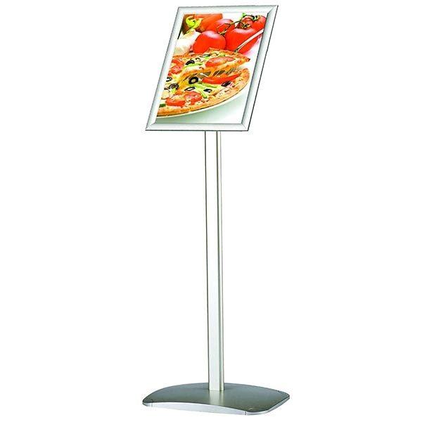 Dekorativer Infoständer DIN A4 Postermaß