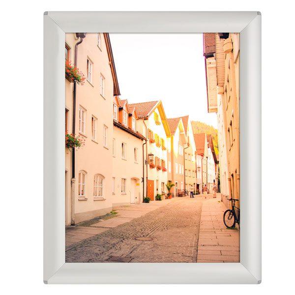 Klapprahmen Opti Frame 25mm DIN A4 Postermaß ohne Rückenstütze