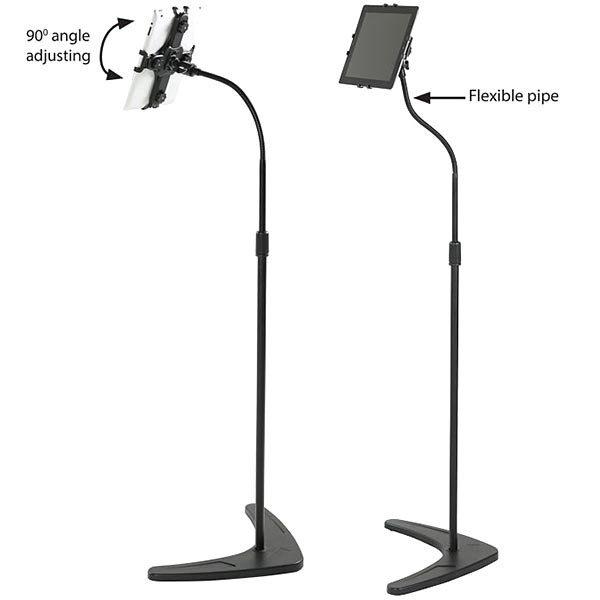 tabletständer boomerang verstellbare flexible halterung für 9.7 10.1 tablets