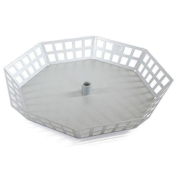 wühlkorb tray 60 silber