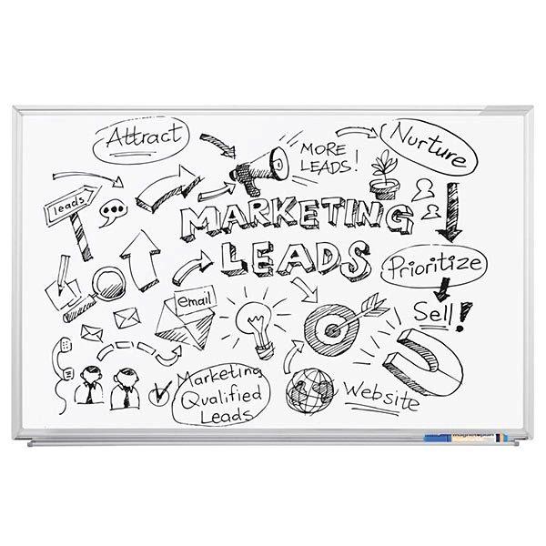 whiteboard premium 1200x900mm schreibtafel