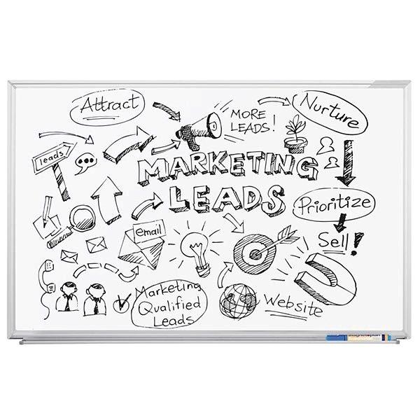 whiteboard premium 900x600mm schreibtafel